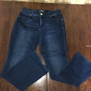 SO SLIMMING jeans by CHICO's